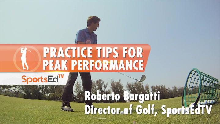 Practice Tips For Peak Performance