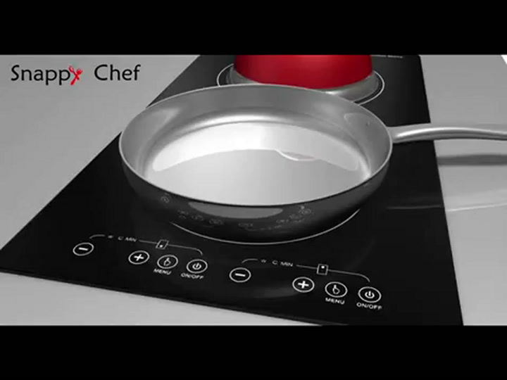 Preview image of Double Induction Cooker video  video