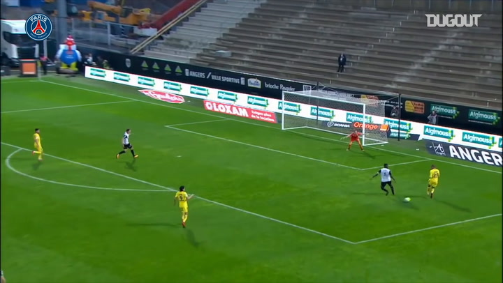 Kylian Mbappé's amazing assist vs Angers in 2017