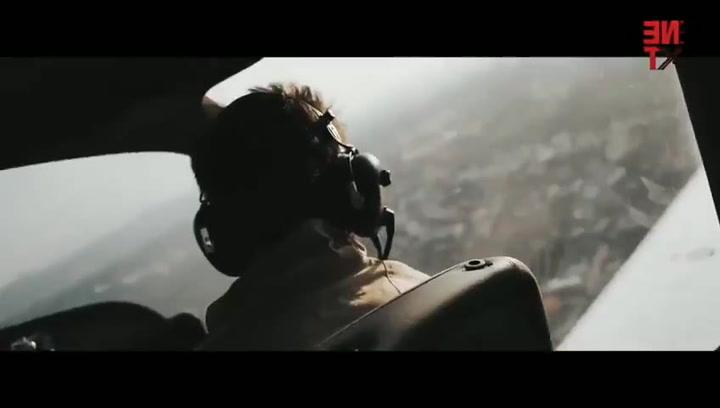 Presentación al más puro estilo 'Top Gun' de Nico Gaitán por el Braga