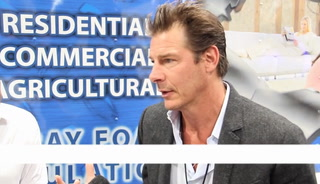 IBS Interview: Ty Pennington talks spray foam insulation