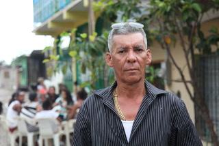 Tío de Óscar Munguía: