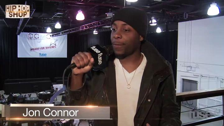 Shows: Hip Hop Shop:Buzzed-About Rapper Jon Connor Talks Michigan Hip Hop Sound - Hip Hop Shop