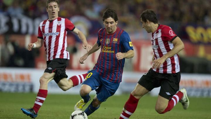 Final Copa del Rey 2012: Athletic Bilbao 0 - 3 FC Barcelona