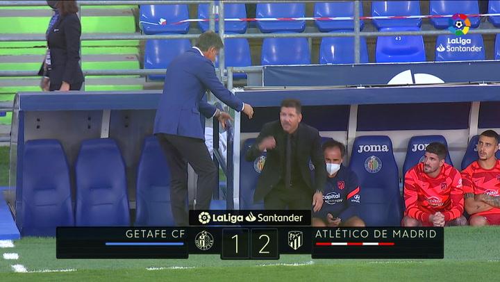 LaLiga (J6): Resumen y goles del Getafe 1-2 Atlético de Madrid