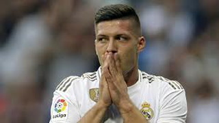 Real Madrid: Luka Jovic, en cuarentena por tener contacto con amigo infectado de coronavirus