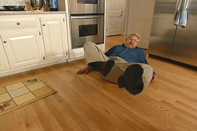 Throw Rug From Slipping Ron Hazelton