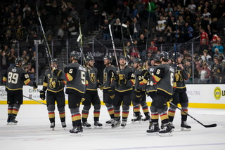 Golden Edge: Knights Win 7-3 Against Calgary