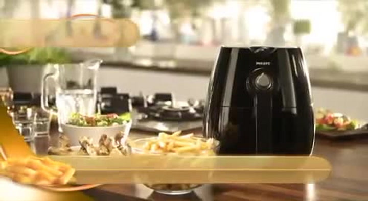 Preview image of Tasty food with the Airfryer video