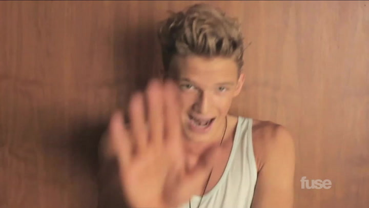 Shows: Trending 10: Cody Simpson New York Question
