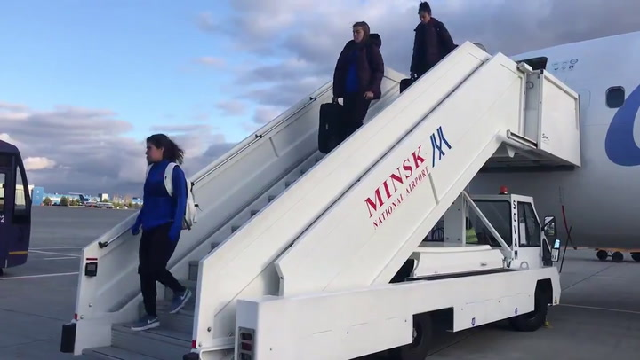 El Barça femenino viaja a Minsk sin Jenni Hermoso ni Marta Torrejón