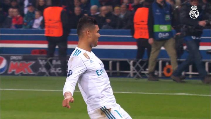 Las horas previas del Real Madrid antes de medirse al PSG