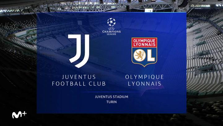 Champions League: Resumen y Goles del Juventus-Olympique Lyon