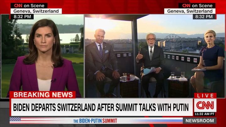 CNN's Collins: I Appreciate Biden Apologizing to Me, But It's 'Completely Unnecessary'