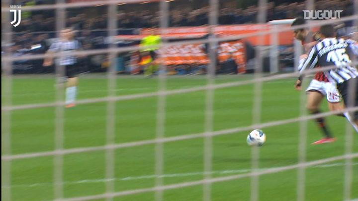Buffon'un Deplasmanda Milan Karşısındaki En İyi Kurtarışları