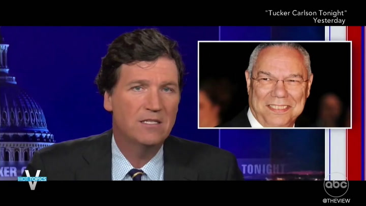 Whoopi Goldberg: Colin Powell May Not Have Died as Quickly 'Had EverybodyBeen Vaccinated'