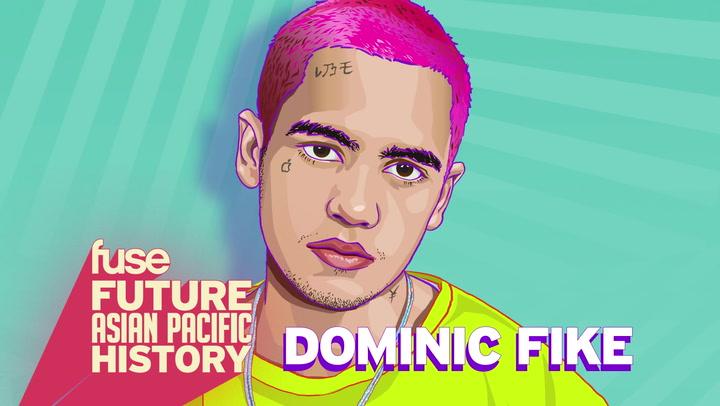 Future Asian Pacific History Dominic Fike