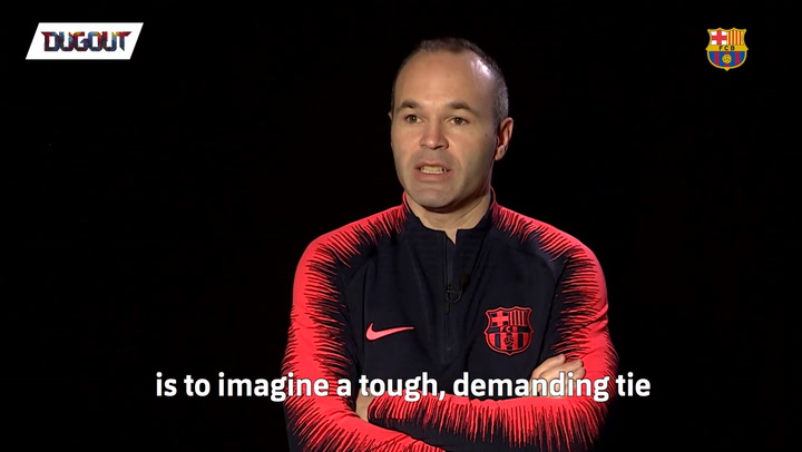 Iniesta Looks Back at That Goal vs Chelsea