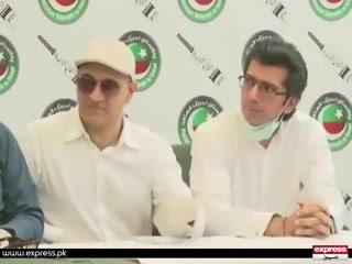 تحریک انصاف ایک بار پھر سندھ حکومت پر برس پڑی