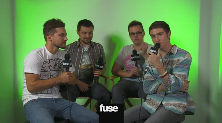 Walk The Moon On Anna Sun and Touring