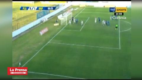 Platense 0-1 Honduras Progreso (Liga Nacional)