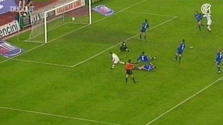 Inter'in Hellas Verona'ya Attığı En İyi Beş Gol