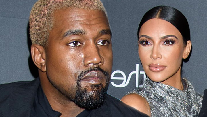 Kanye West Dating An Artist After Kim Kardashian Divorce?