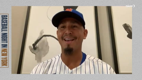 BNNY: Carlos Carrasco describes how excited he is to still have Lindor behind him when he takes the mound