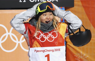 Olympic Gold Medalist Chloe Kim Just Became an Overnight Sensation