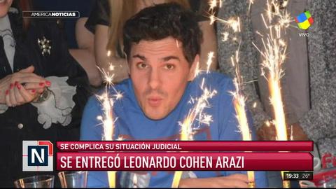 Abusos en Independiente: se entregó Cohen Arazi