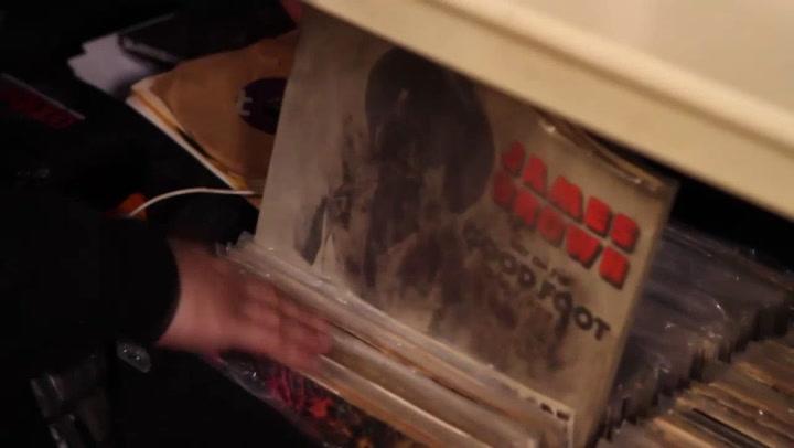 Kid Capri's Beat Cave