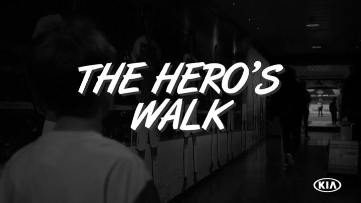 The Hero's Walk, Episode 4 | UEFA Europa League 2018-19 | Kia