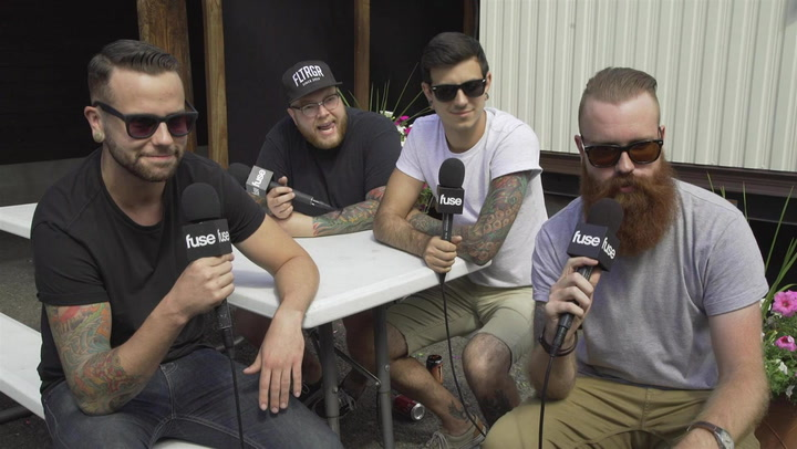 The Color Morale, Mayday Parade & More