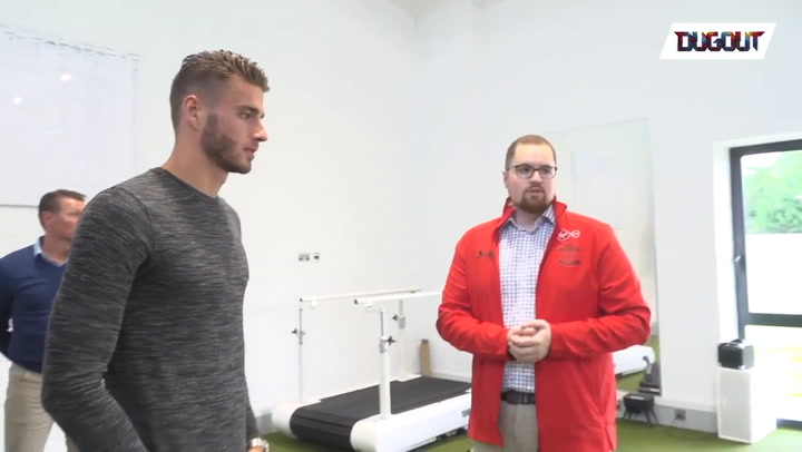Hoedt On Tour of Staplewood and St Mary's