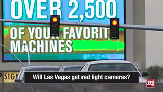 Nevada State Senate Looks At Red Light Cameras – VIDEO