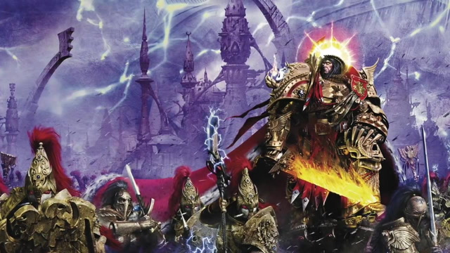 Warhammer 40,000 Chope en Verre Emperor 1