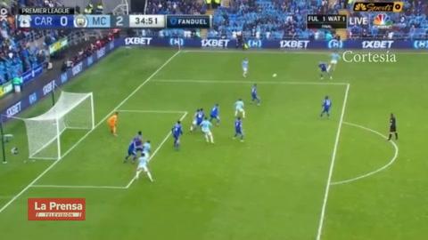 Manchester City retoma el camino y golea en la Premier League
