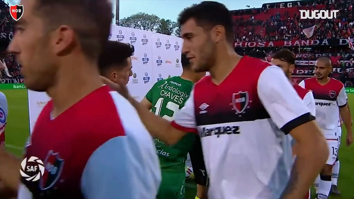 Highlights: Newell's Old Boys 2-0 Argentinos Juniors