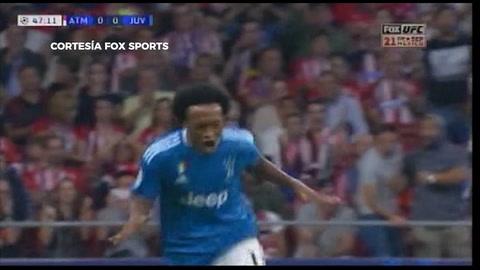 Atlético de Madrid 1 - 2 Juventus