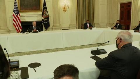Biden vuelve a sancionar a Cuba y promete más medidas salvo cambios drásticos