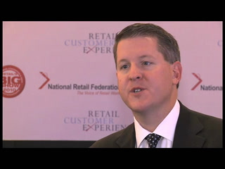 NCR's Mike Webster talks new retail offerings