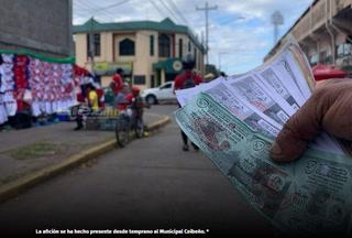La Ceiba vibra con el juego de Vida ante Olimpia por el Clausura