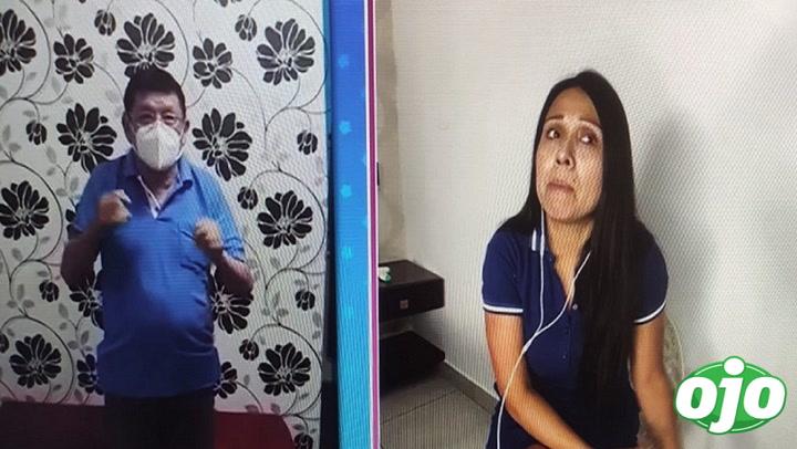 Tula Rodríguez: su papá le envía mensaje de aliento desde su propio aislamiento | VIDEO