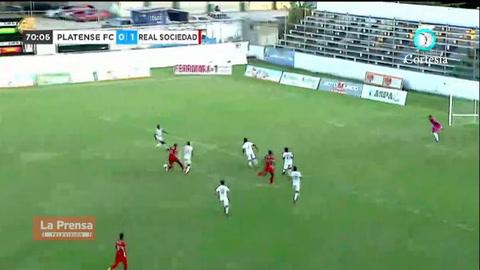 Platense 1-1 Real Sociedad (Liga Nacional de Honduras)