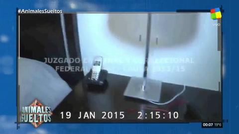 Un video reconstruye asesinato de Nisman, según la hipótesis avalada por Gendarmería