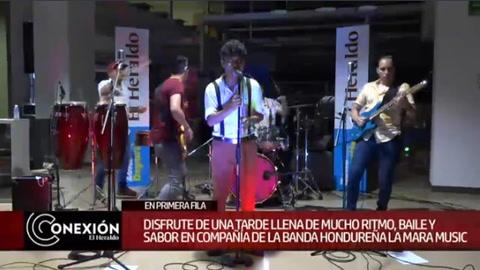 Saque sus dotes de bailarín para compartir en Primera Fila con La Mara Music