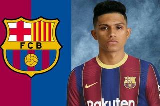 OFICIAL: Barcelona anuncia el fichaje Gustavo Maia, una joven perla brasileña