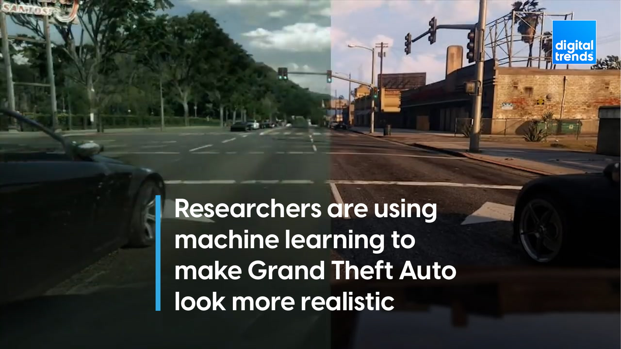 Grand Theft Auto just got real