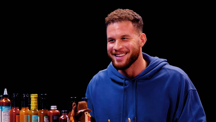 Blake Griffin: Hot Ones