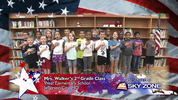 West Elementary - Mrs. Walker - 2nd Grade